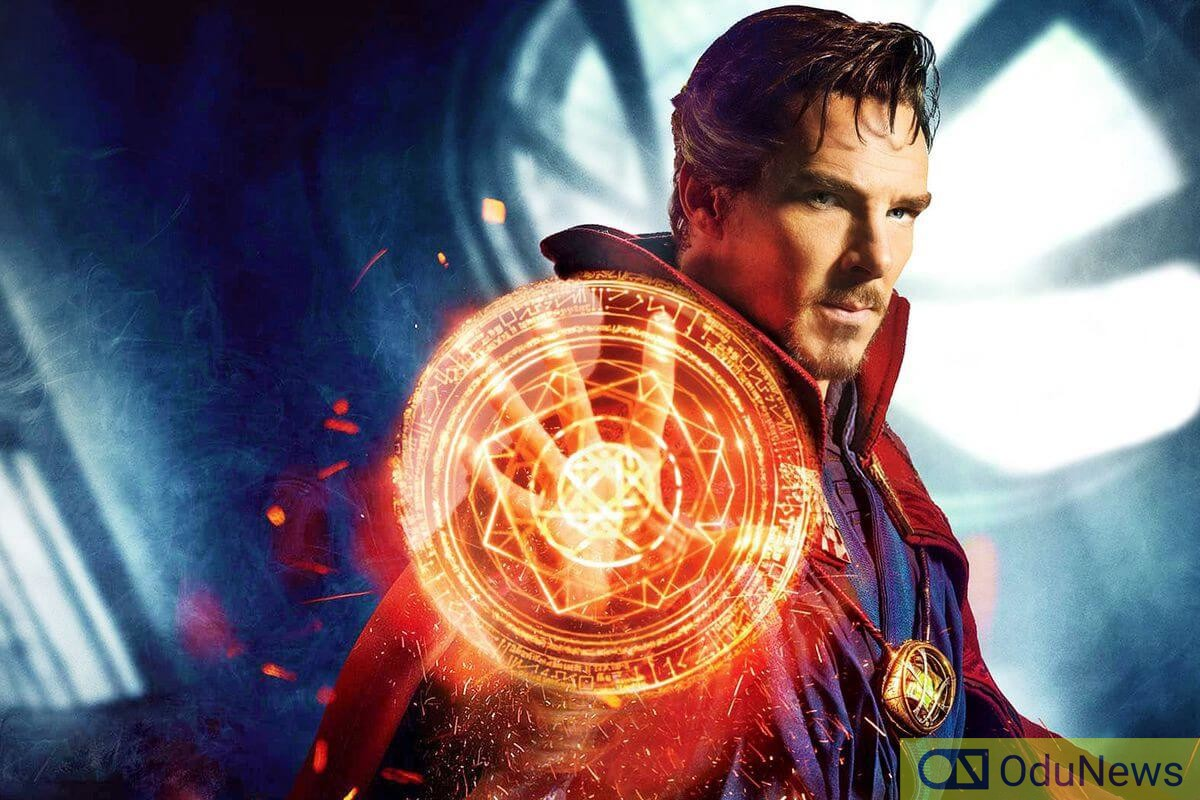 Doctor Strange deals with metaphysical threats