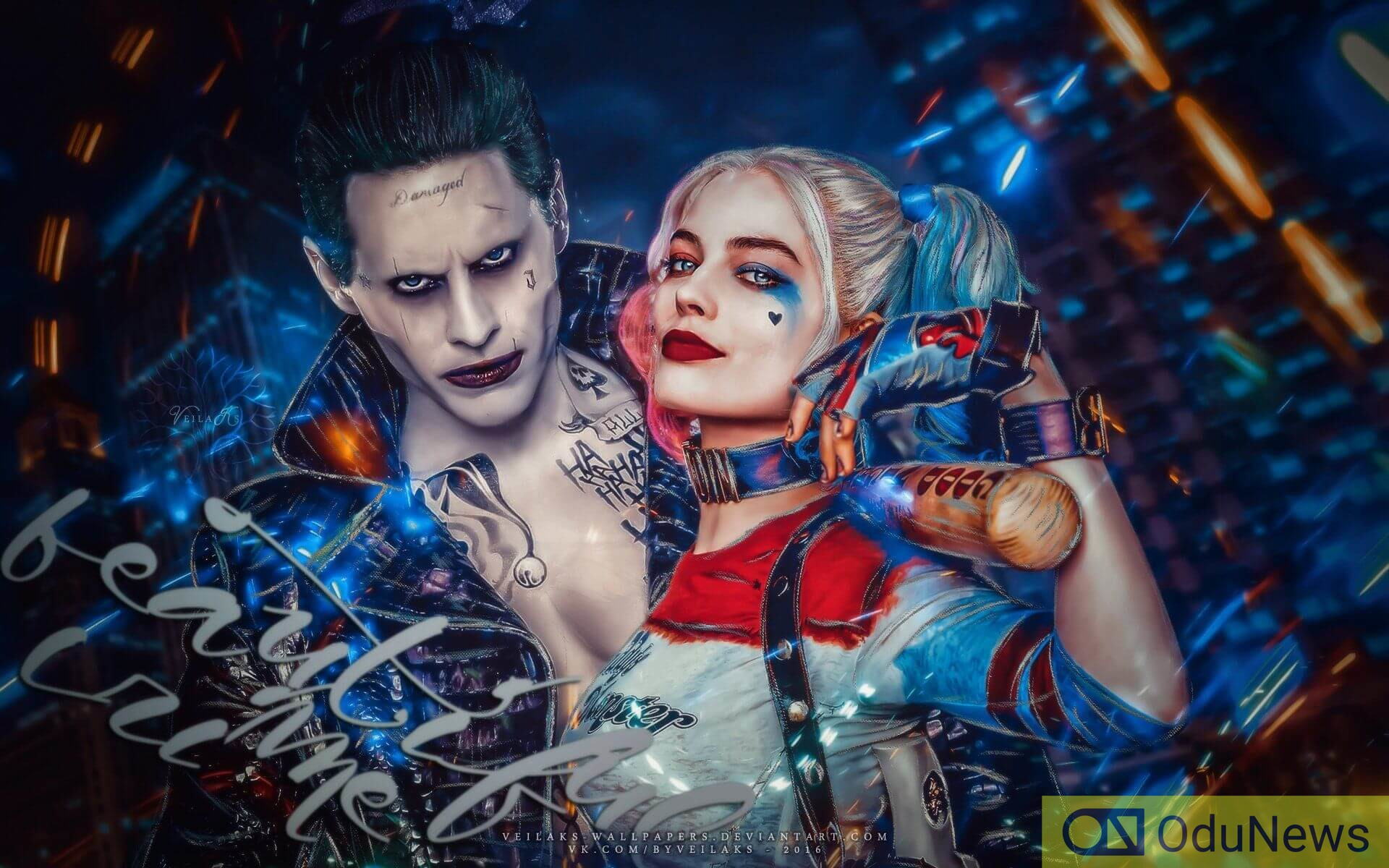 Harley Quinn and Joker were an item in SUICIDE SQUAD