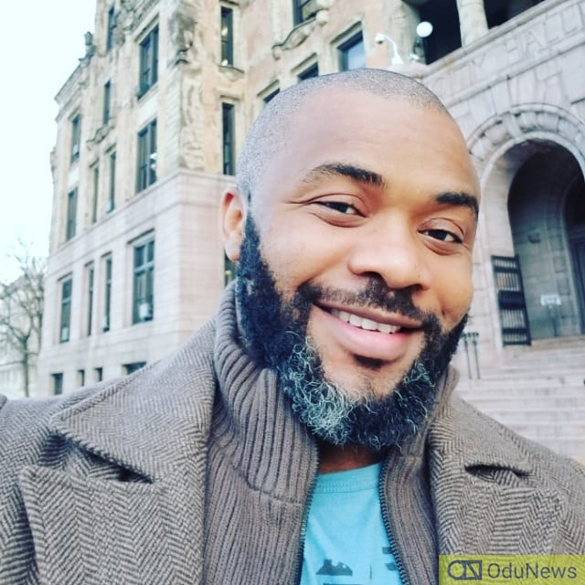 Nollywood actor, John Paul Nwadike becomes US citizen