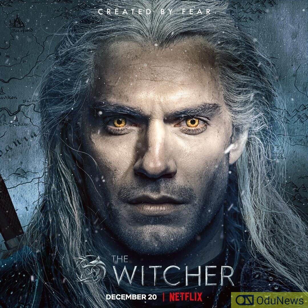 The Witcher Character Poster