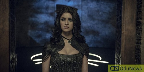 Actress Anya Chalotra does a fantastic job as the character Yennefer