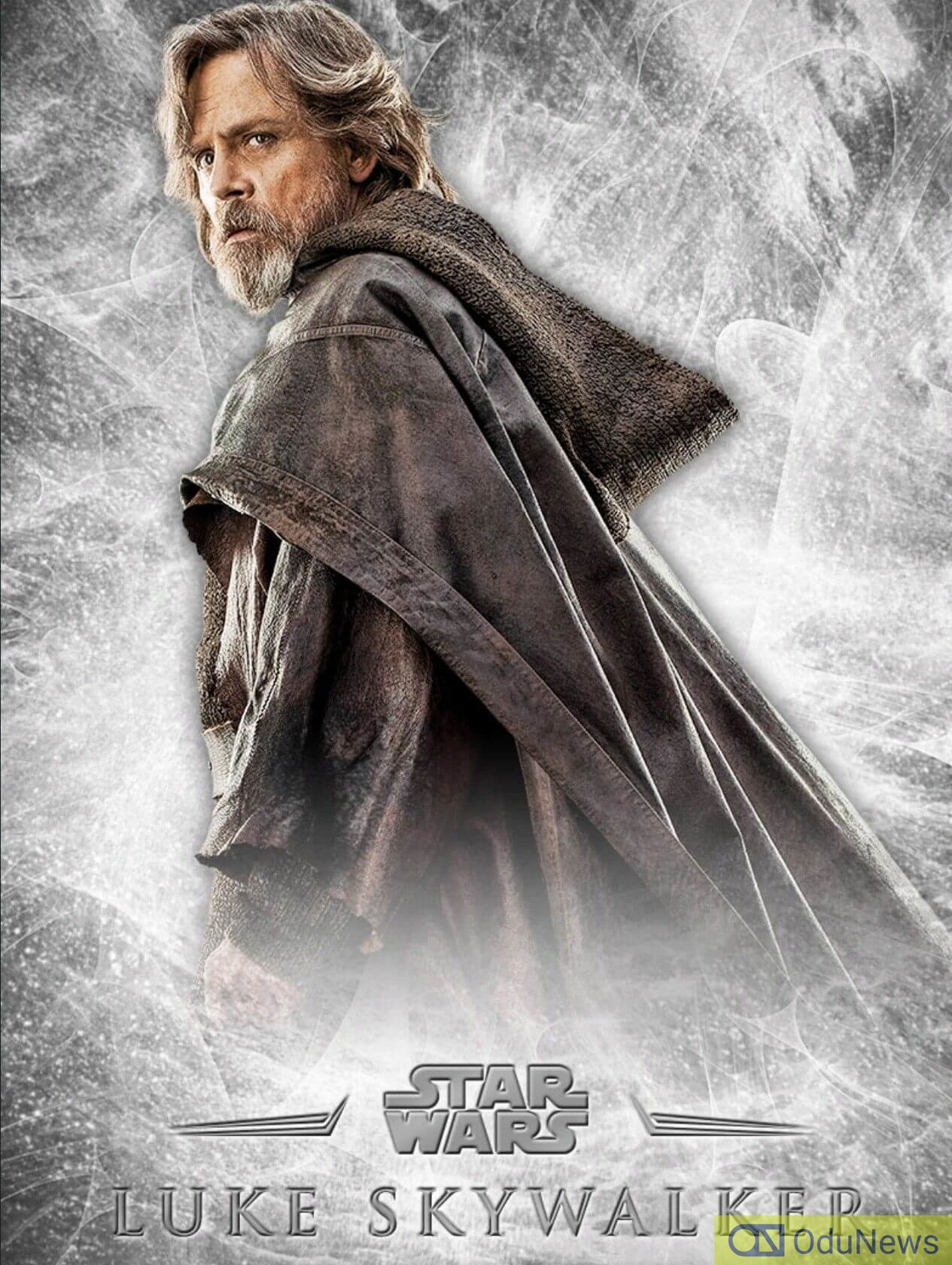 Mark Hamill played the character of Luke Skywalker in the Star Wars franchise