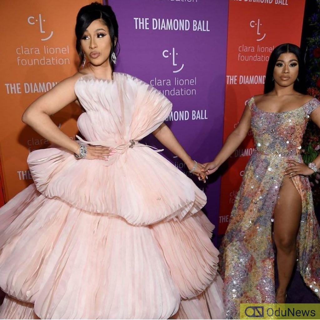 Cardi b surprises sister with this gift on her birthday