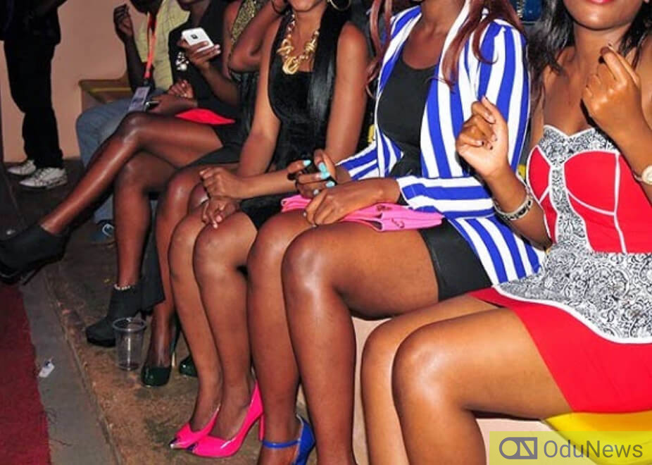 Those interested in prostitution will be required to get a form from the Corporate Affairs Commission
