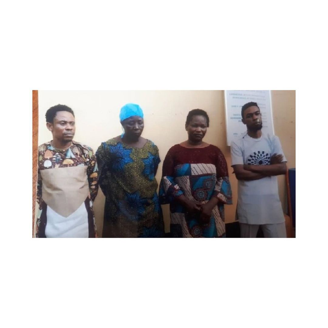 Pastors Arrested For Conducting Fake Miracles In Lagos