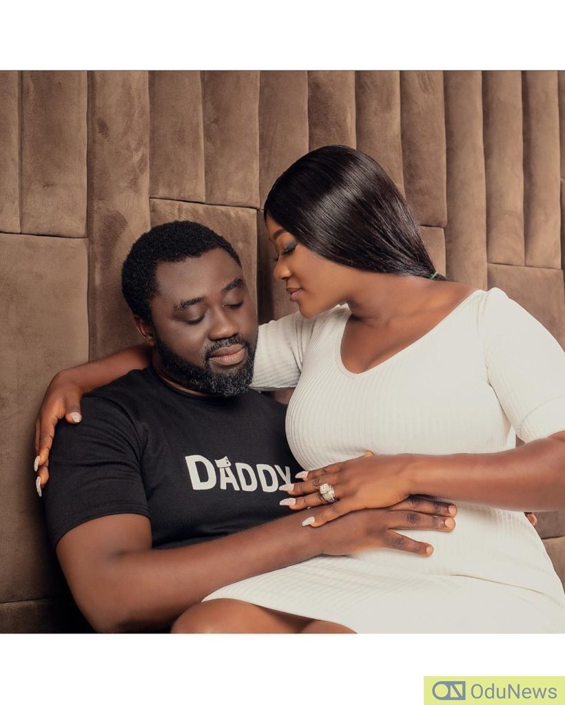 Mercy Johnson shares great news for her fans