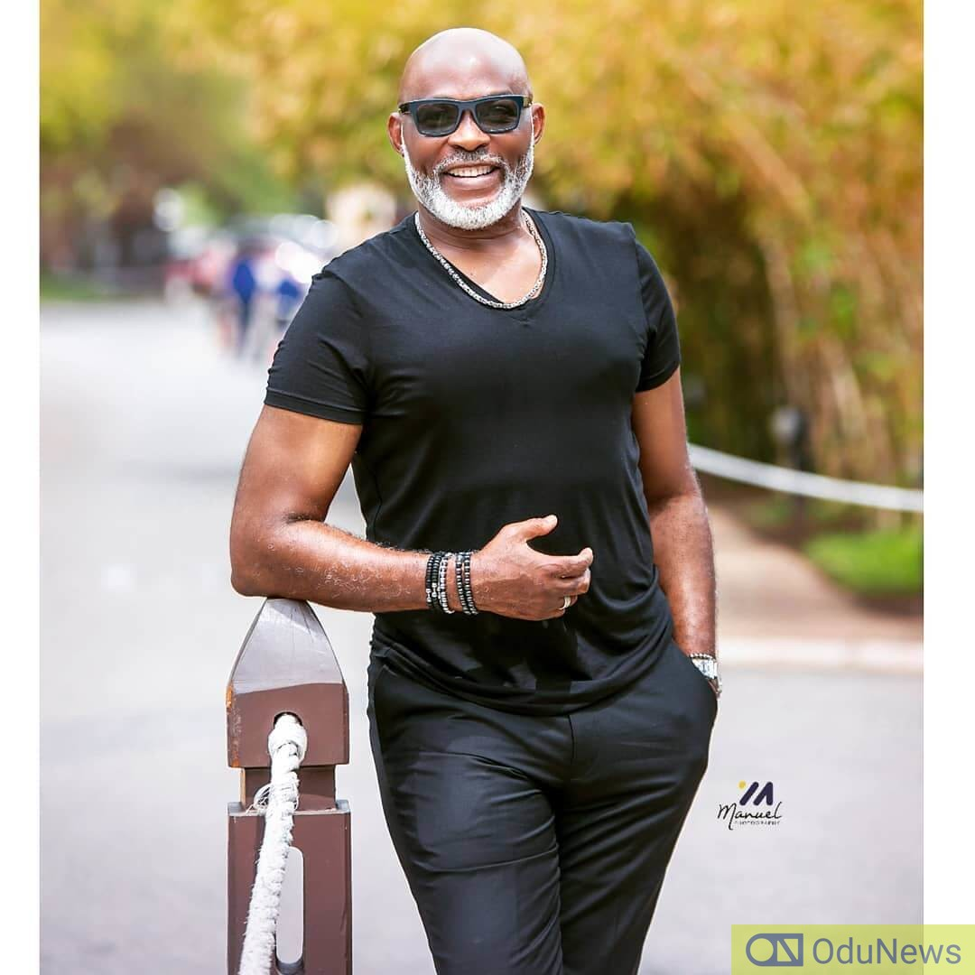 Richard Mofe-Damijo is an award-winning actor and former politician