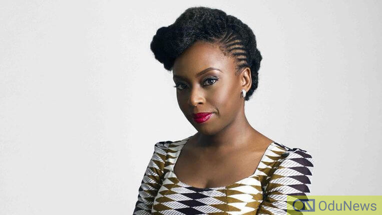 Chimamanda Adichie is one of Africa's most critically acclaimed young writers