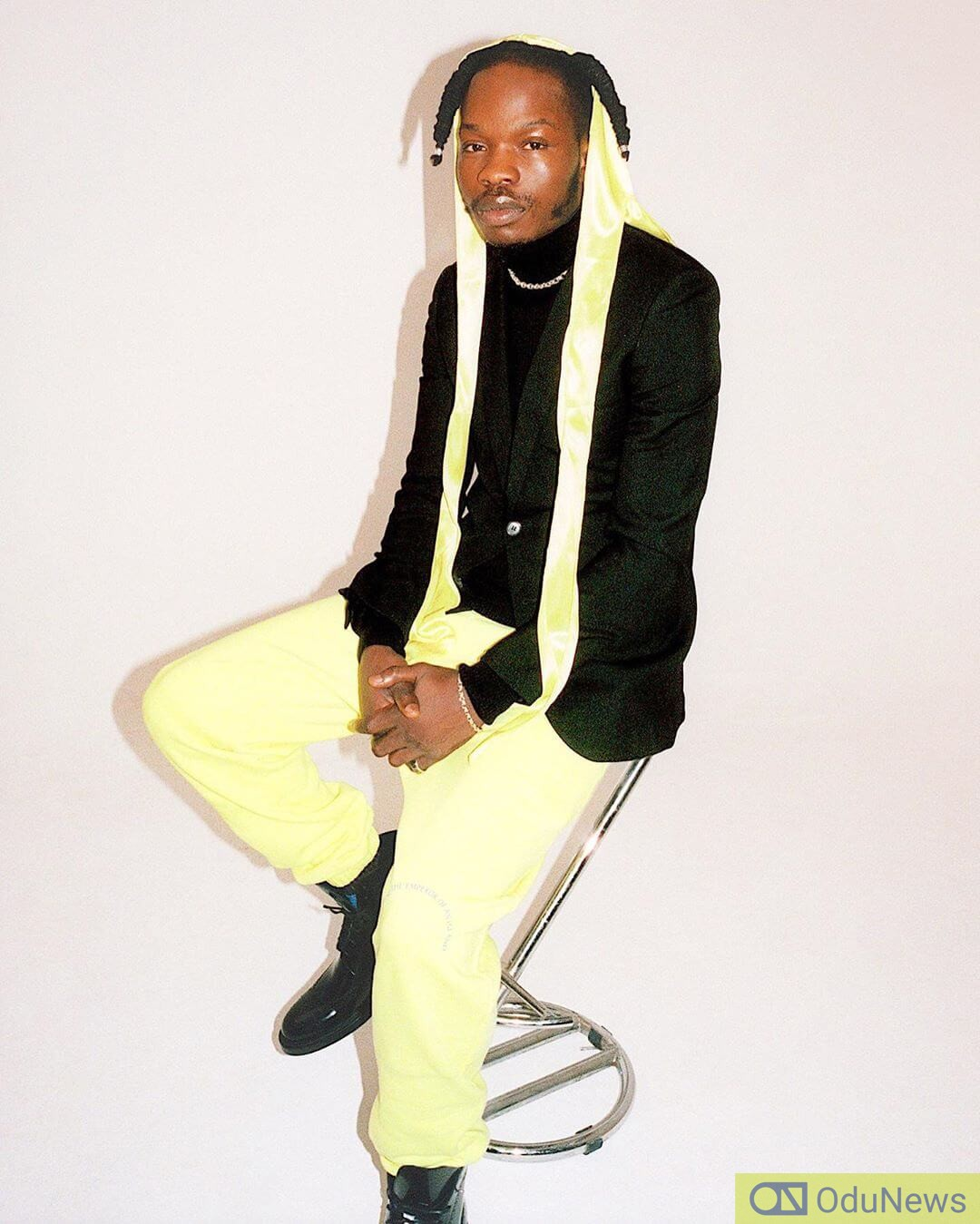 Naira Marley has amassed a staggering number of followership