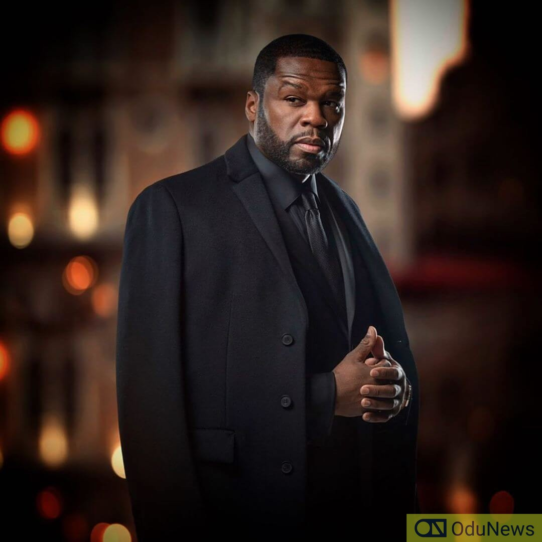 Rapper 50 Cent has been focusing on his acting career lately