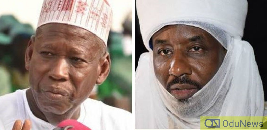 Kano Emirate Crisis: Ganduje Ignores Reconciliation Committee