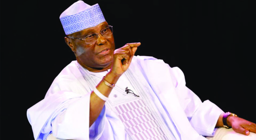 Atiku Under International Banking Surveillance