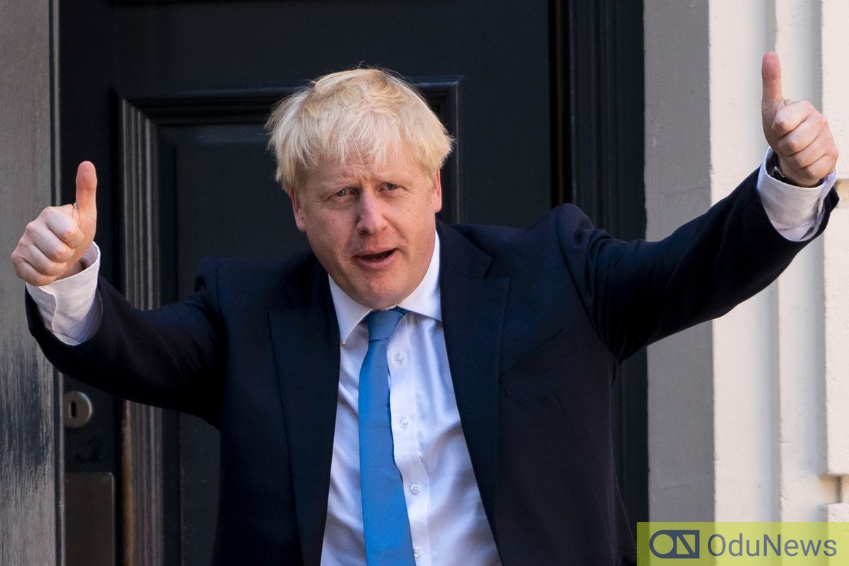 Boris Johnson's Conservative Party Wins Majority In UK Election