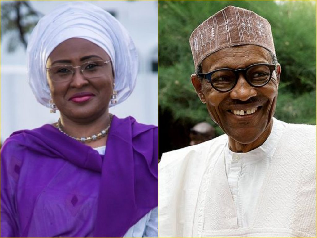 No Pillow Talk In The 'Other Room' - Aisha Buhari On Why She Keeps Talking