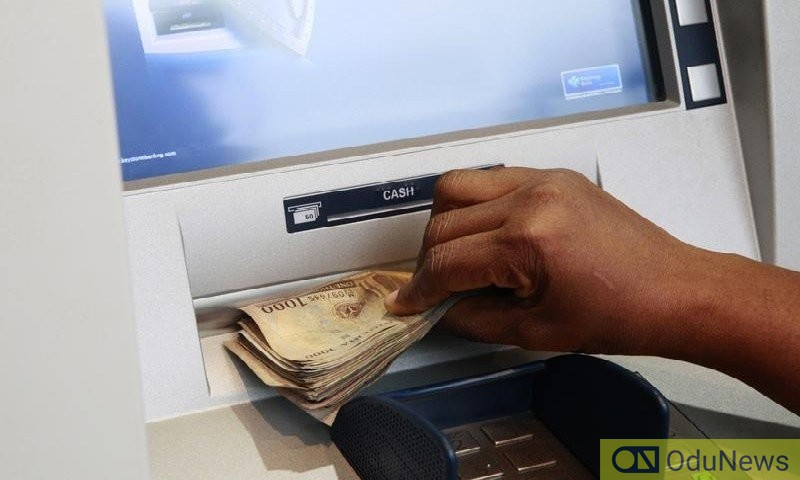 CBN reduces ATM Withdrawal Charges from N65 to N35