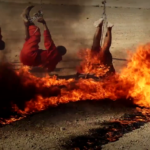 Kidnappers Burnt To Death In Bayelsa