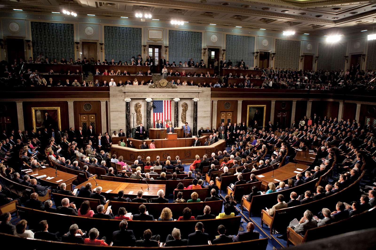 US House Judiciary Approves Impeachment Article