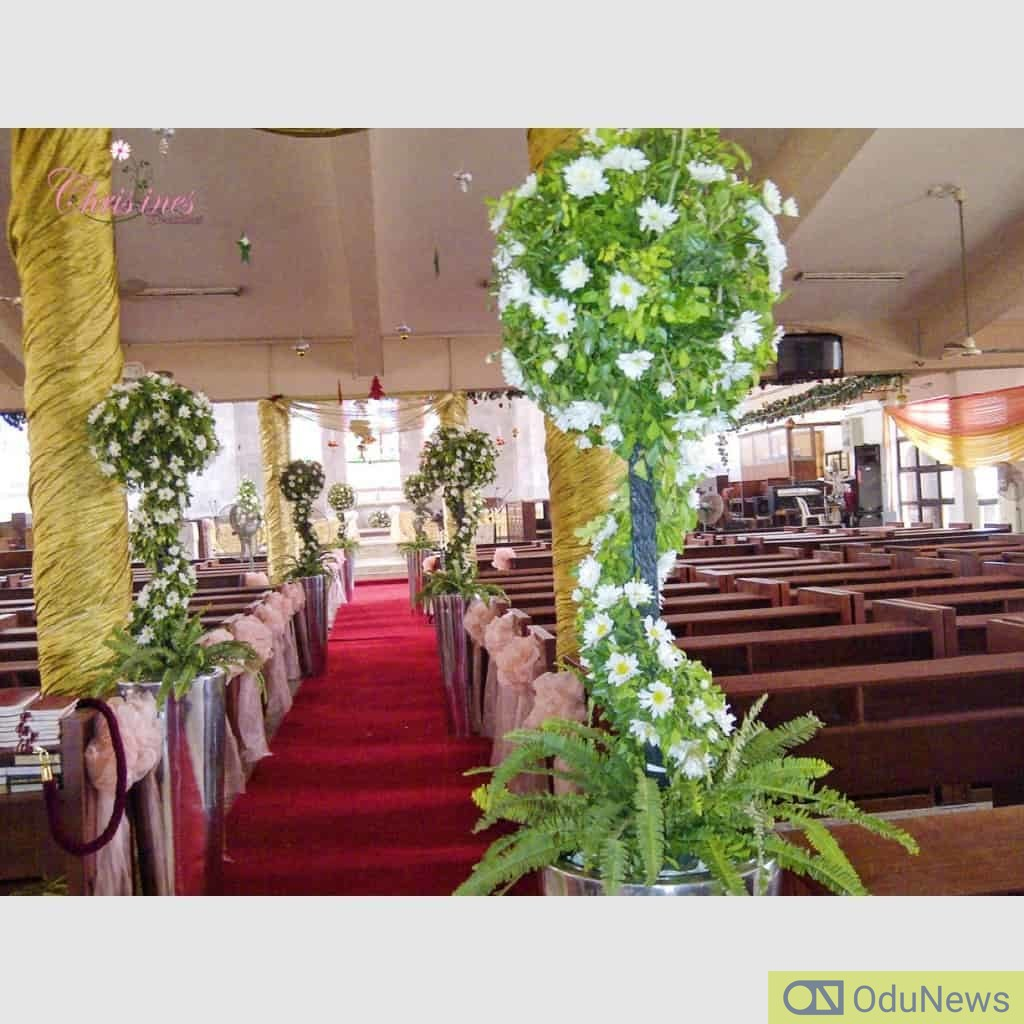 Couple to pay N51000 to get married in church - FG