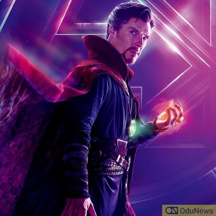 Rumors indicate that Doctor Strange may appear in WandaVision
