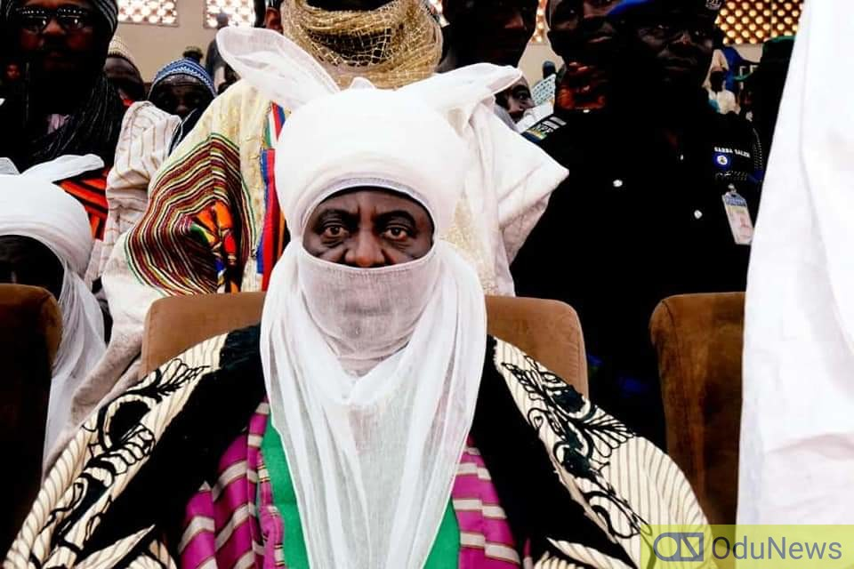 Deposed Emir,Sanusi Drags IGP, DSS DG To Court Over 'Banishment'