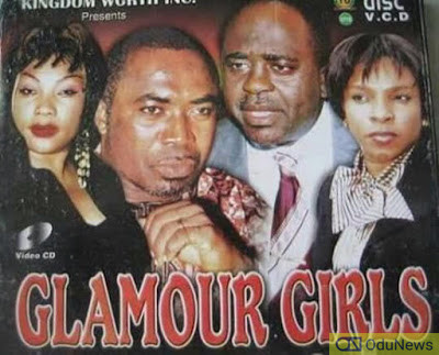 Glamour Girls Movie Poster
