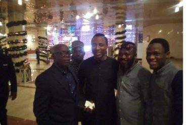 Omoyele Sowore released from DSS custody