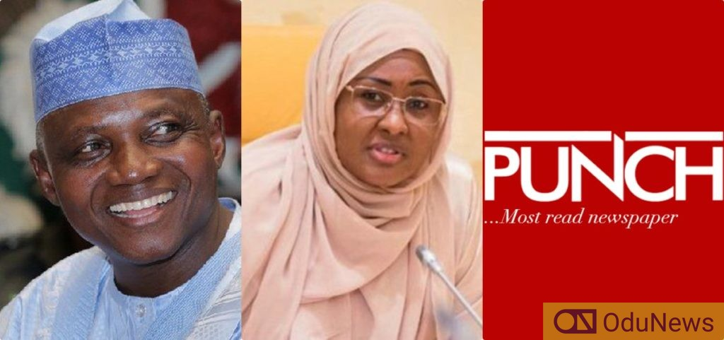 Garba Shehu Dodges Aisha Buhari, Responds To PUNCH Editorial Instead