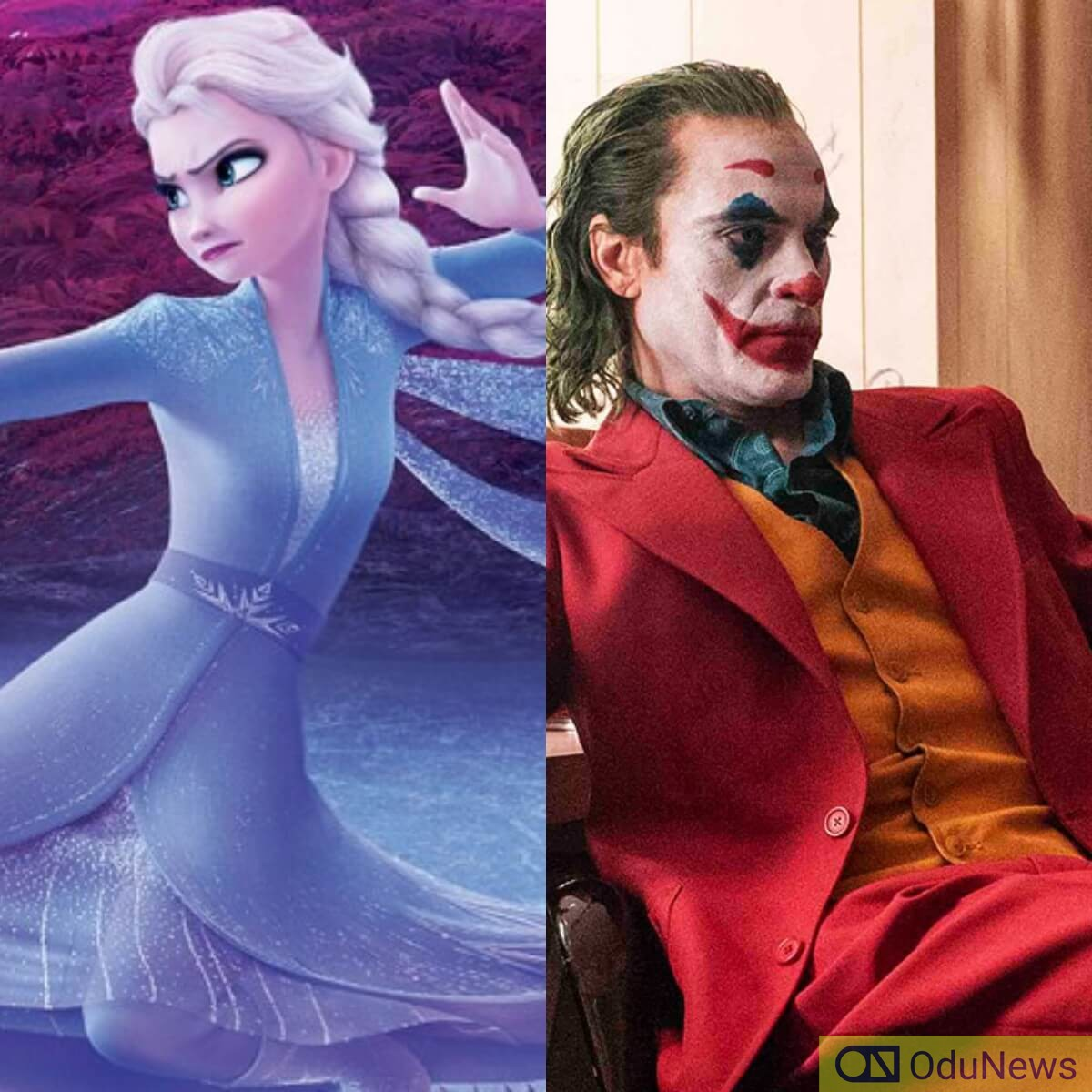 Frozen 2 & Joker have both picked up nominations at the CAS Awards
