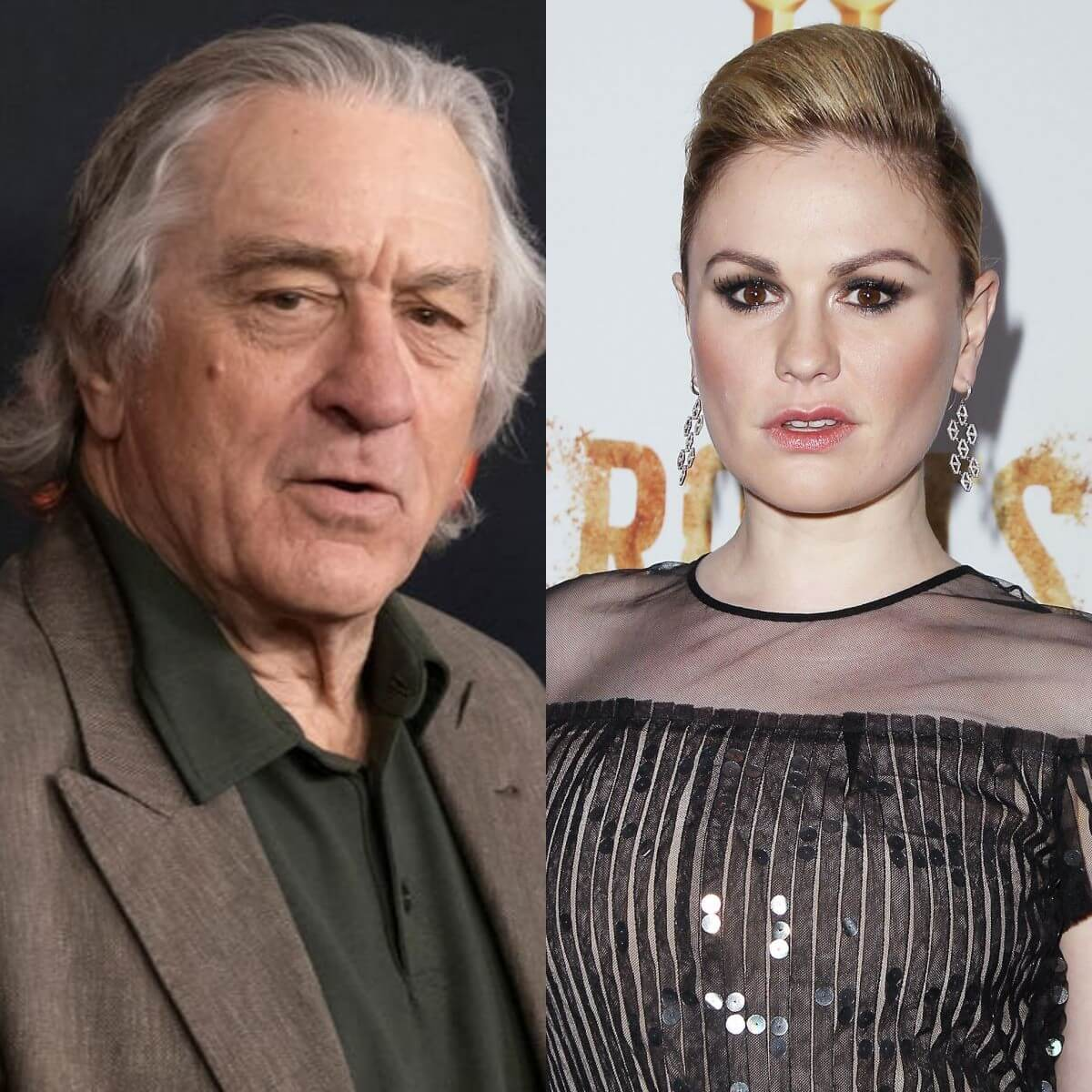 De Niro defends Anna Paquin's character's few lines and short screen time