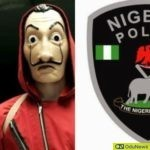 'Money Heist Gone Wrong' - Nigerians React To Abuja Bank Robbery