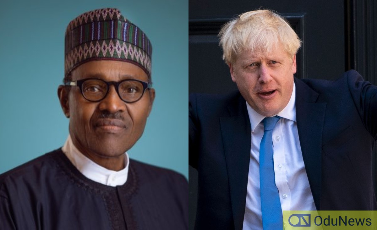 Buhari Jets To UK For African Investment Summit
