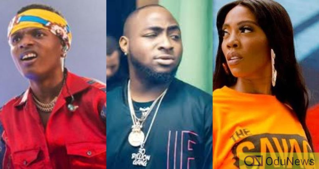 Wizkid, Davido, Tiwa Savage Attack Fatoyinbo's COZA Church