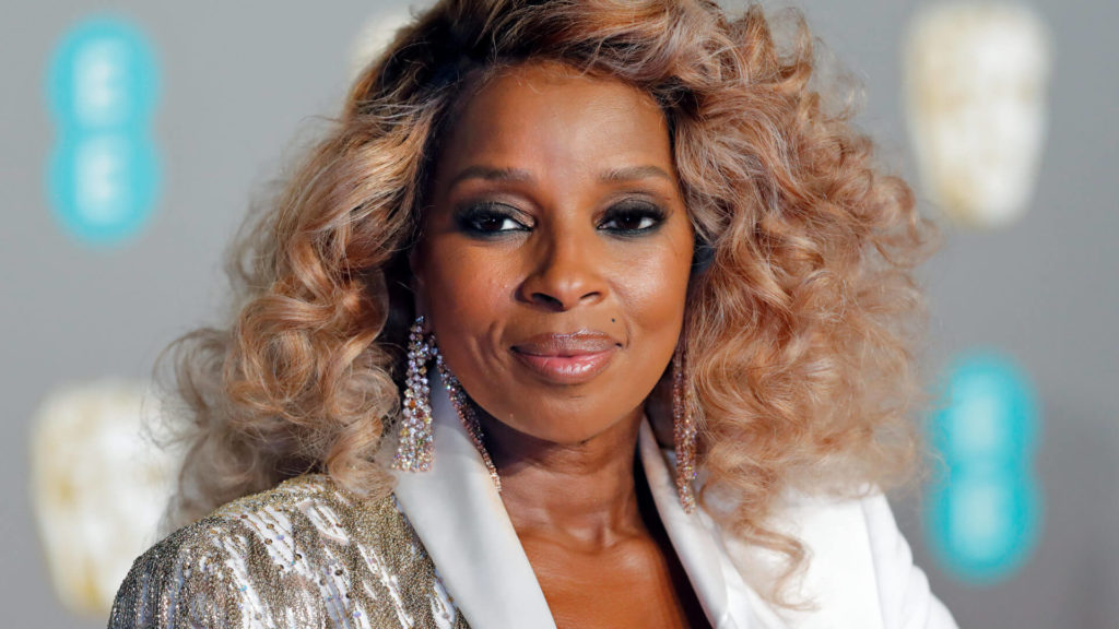 Mary J. Blige documentary in the works at Amazon Studios