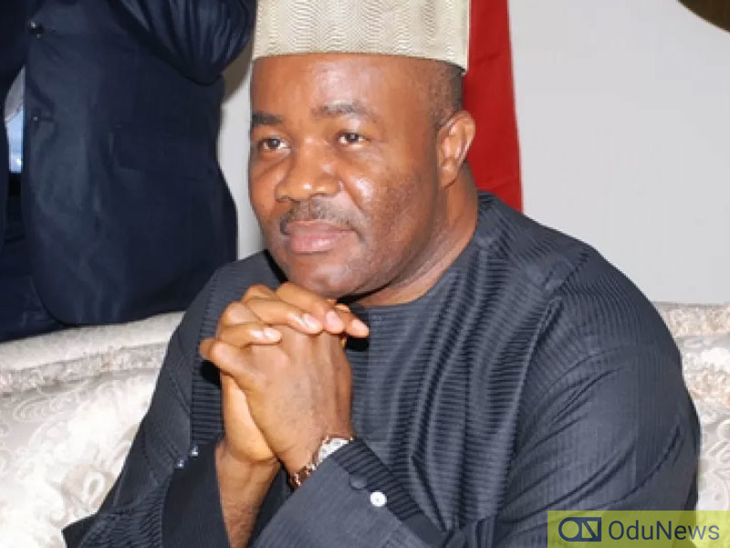 NDDC: Akpabio Clears Air On Receiving N300m For Fence Construction Contract