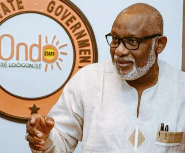 Amotekun: Ondo Governor Reveals Agreements With FG