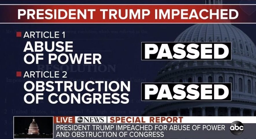 How and why Trump was impeached