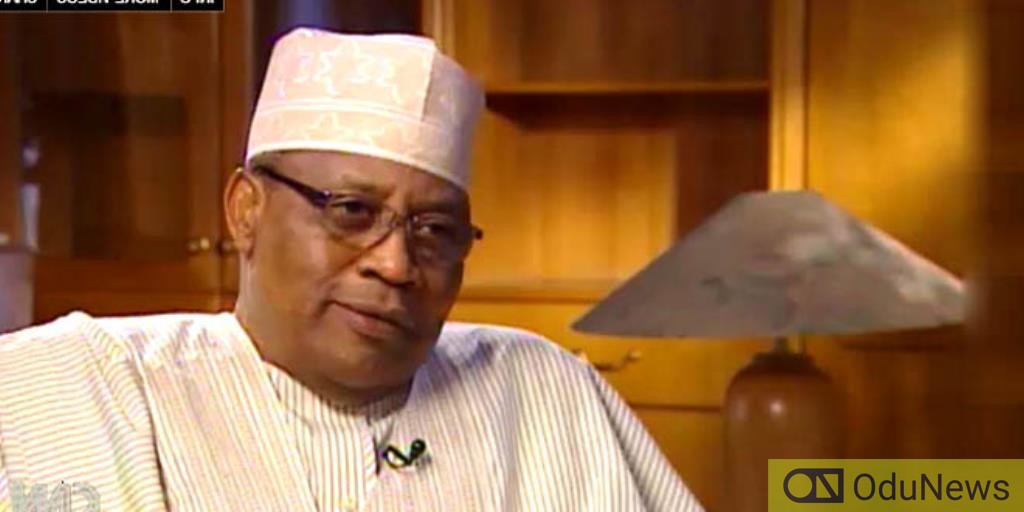 Ibrahim Babangida declares he is searching for a new wife