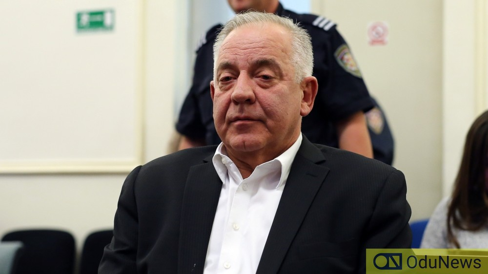 Court Jails Former Croatian PM For Bribery