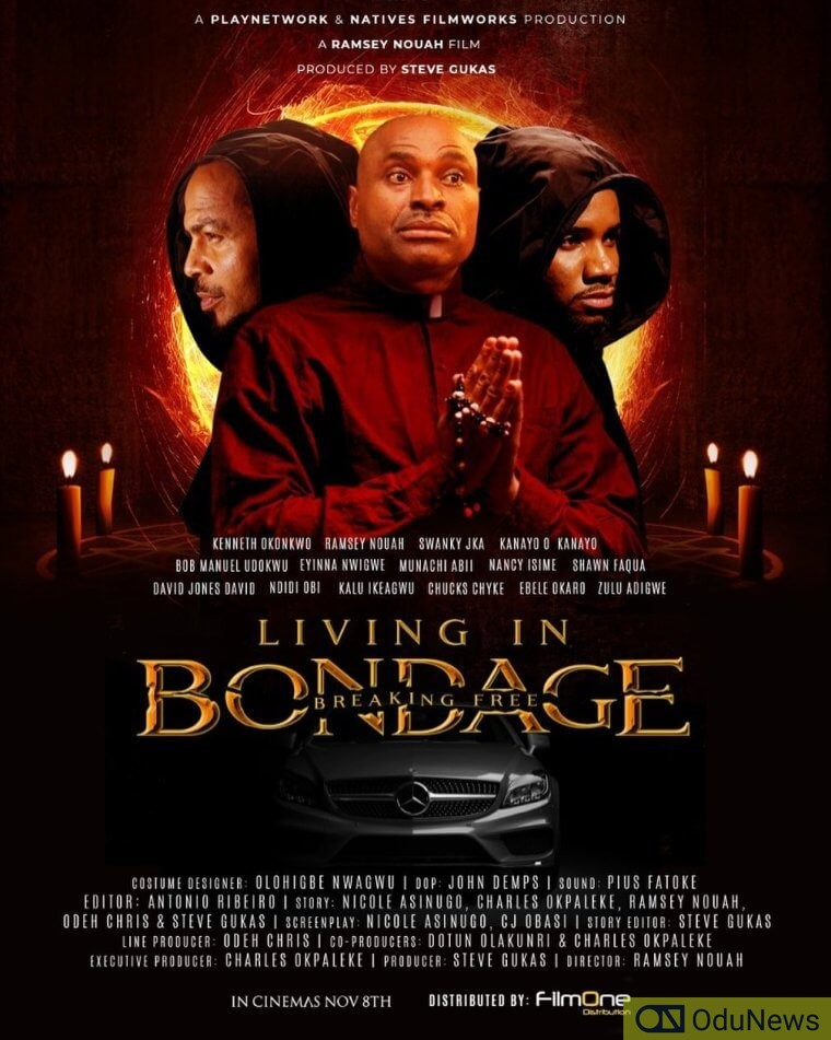 Living in Bondage: Breaking Free was a box office success