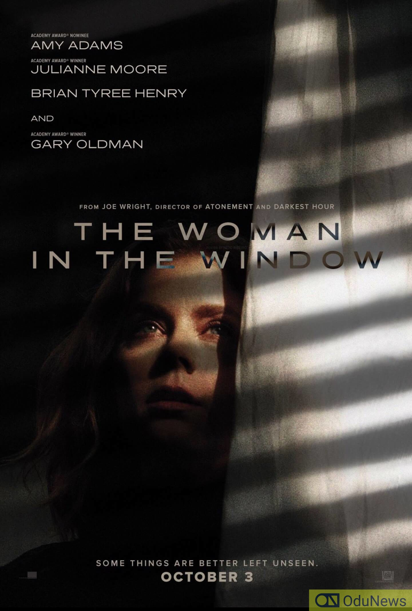 The Woman in the Window is stars Amy Adams in the title role