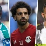 Mane, Salah, Mahrez Make Final Three for African Footballer Of The Year