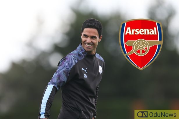 Arsenal Appoints Mikel Arteta As Head Coach