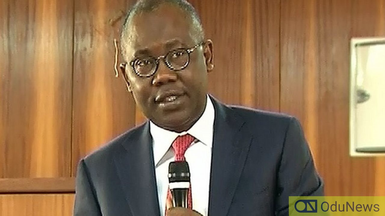 EFCC Arrests Adoke In Abuja Airport