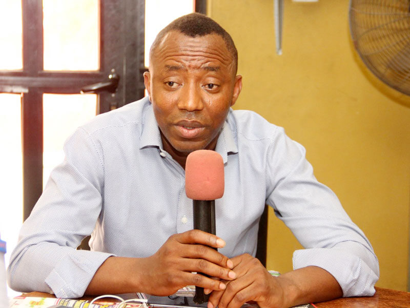 FG and DSS given 14 days to free Sowore