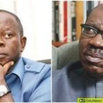 APC Governors Meet Oshiomhole Over Feud With Obaseki