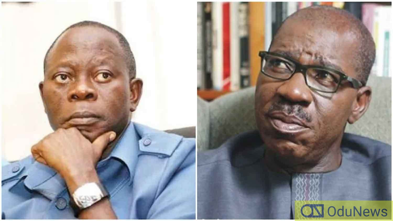 Oshiomhole's Mother Rejects Obaseki Christmas Gifts