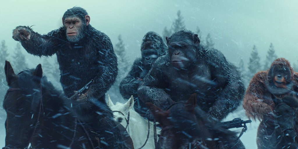 Disney to helm new Planet of the Apes movie