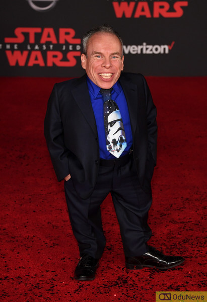 Actor Warwick Davis will return to play the titular character