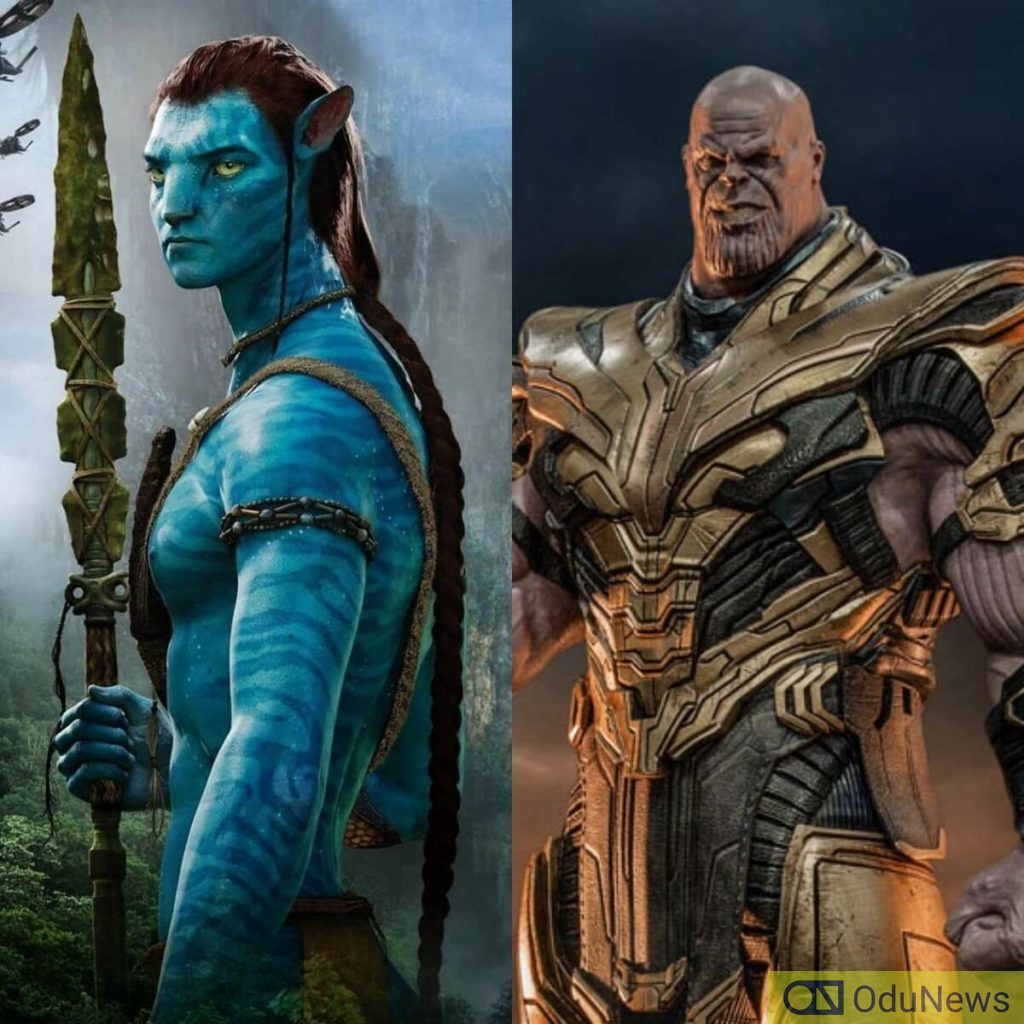 James Cameron boasts about Avatar sequel beating Endgame