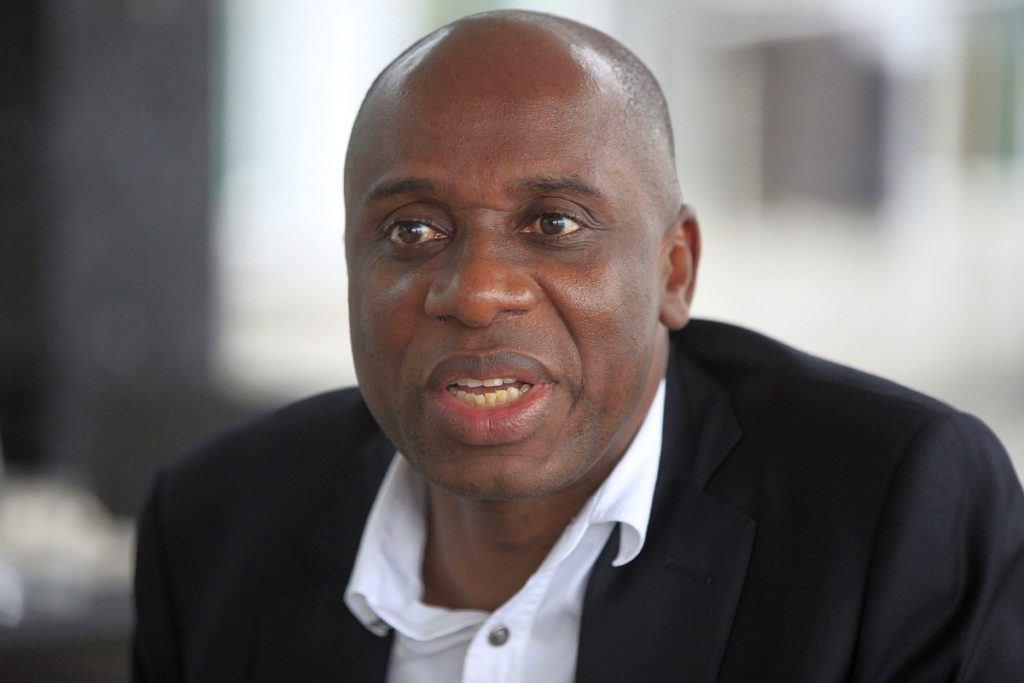 Transport Minister, Amaechi, Speaks On Abuja-Kaduna Train Attack
